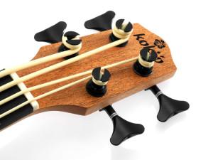 kokio head bass mahogany