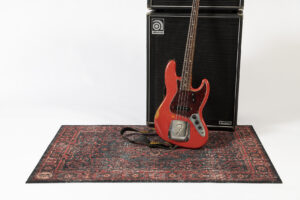 Black Red bass set